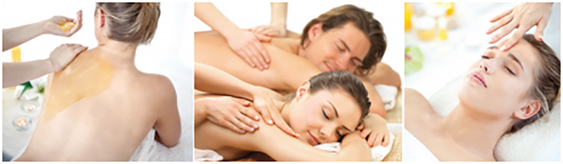 head massages