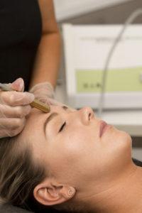 head massage treatment