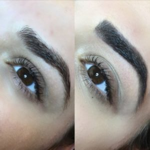 lash before and after