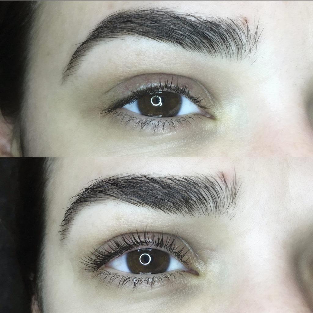 eye lash lift